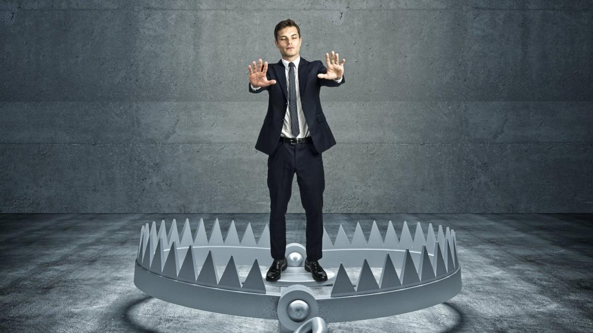 5 inkassofeller bedriftsledere går i hver dag