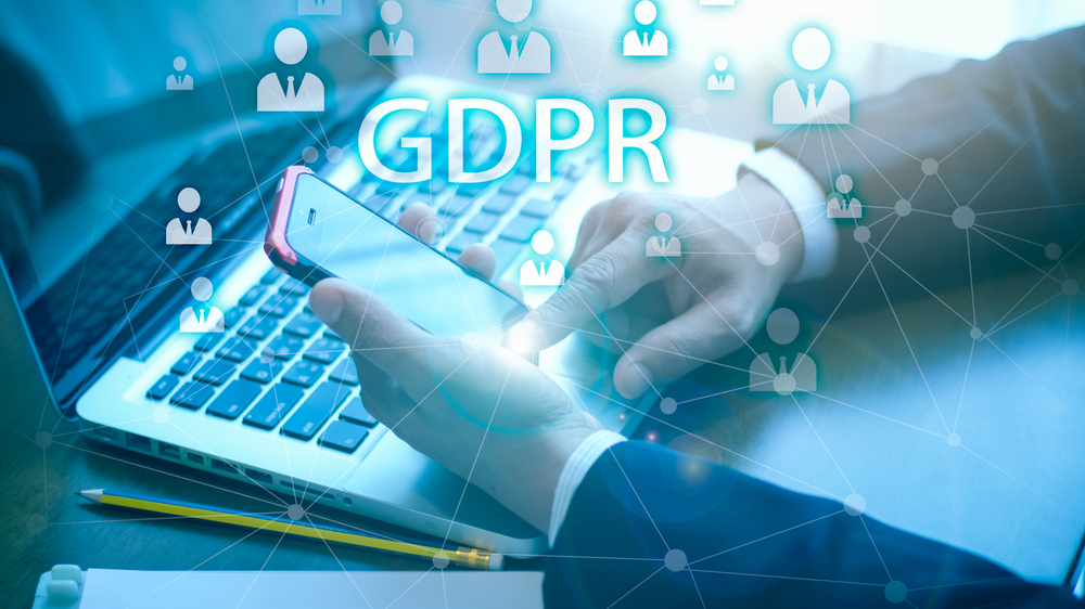 GDPR finans og personlig informasjon