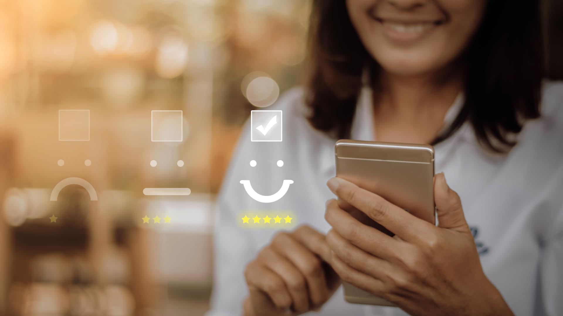 Kundereiser og fornøyde kunder etter inkasso