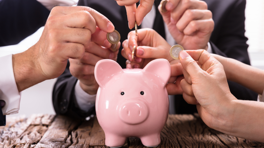 folkefinansiering eller crowdfunding