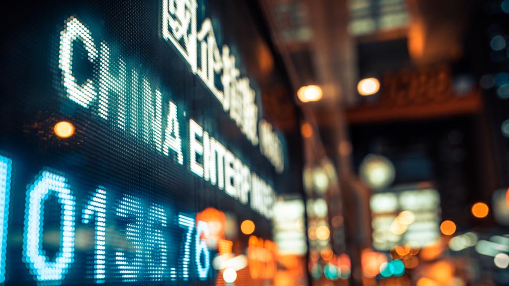 Kina økonomi