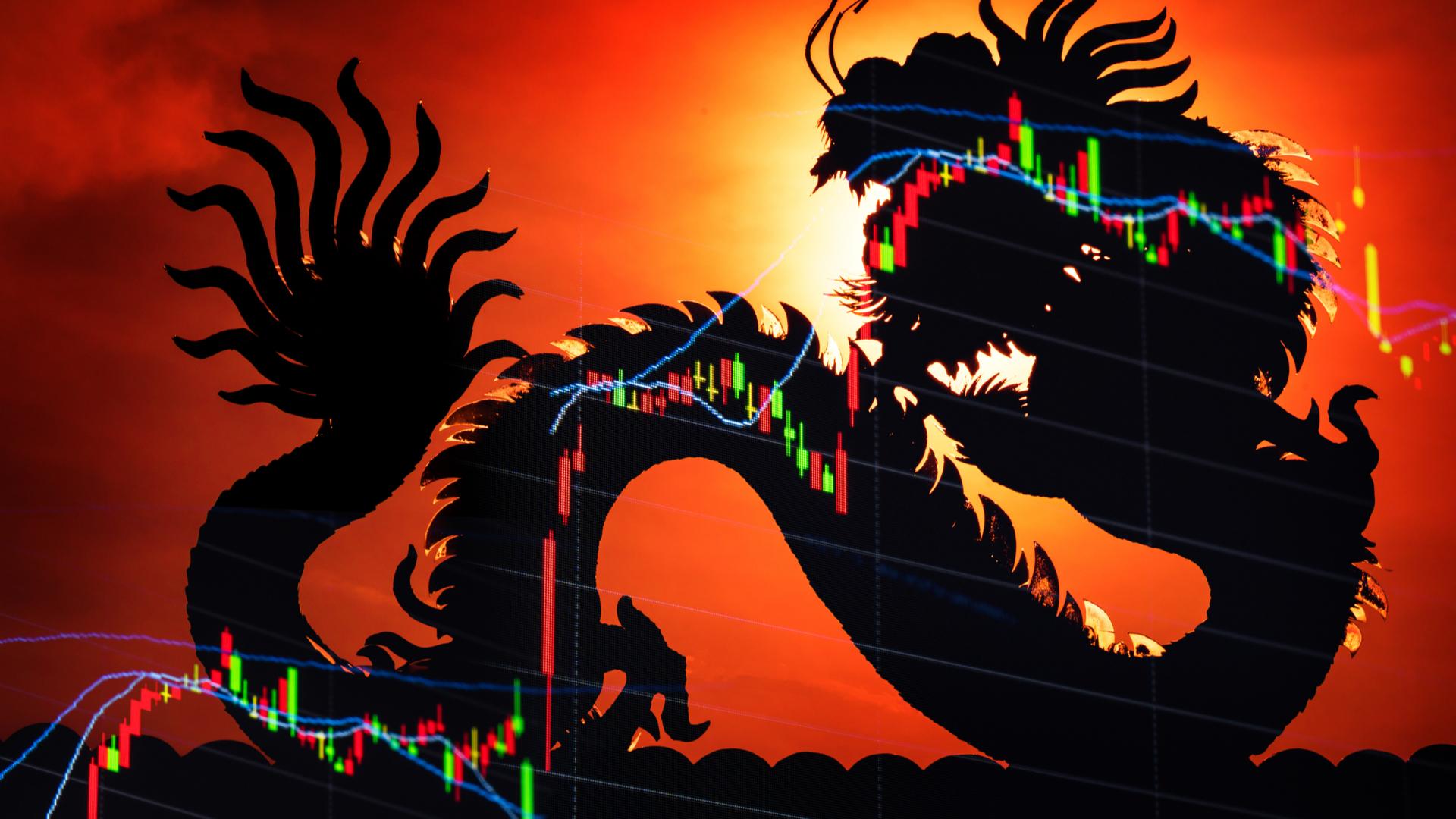 Kinas økonomi vokser under pandemien