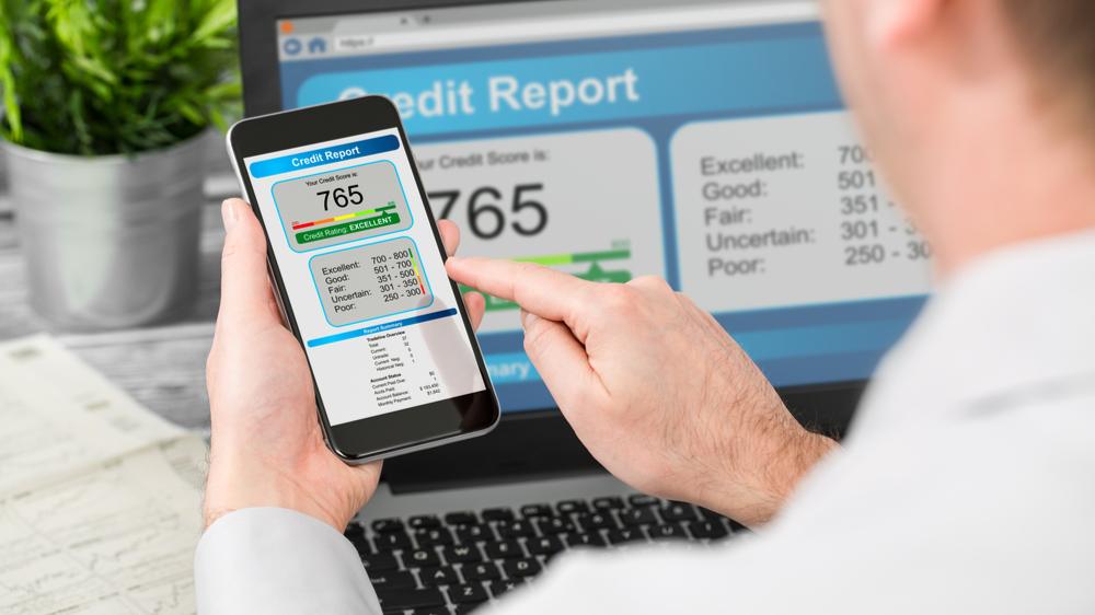 kredittsjekk i sanntid