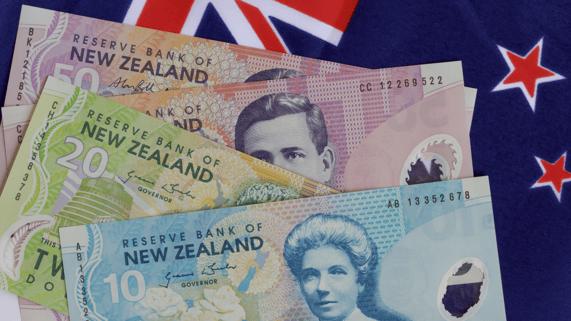 Valuta fra New Zealand