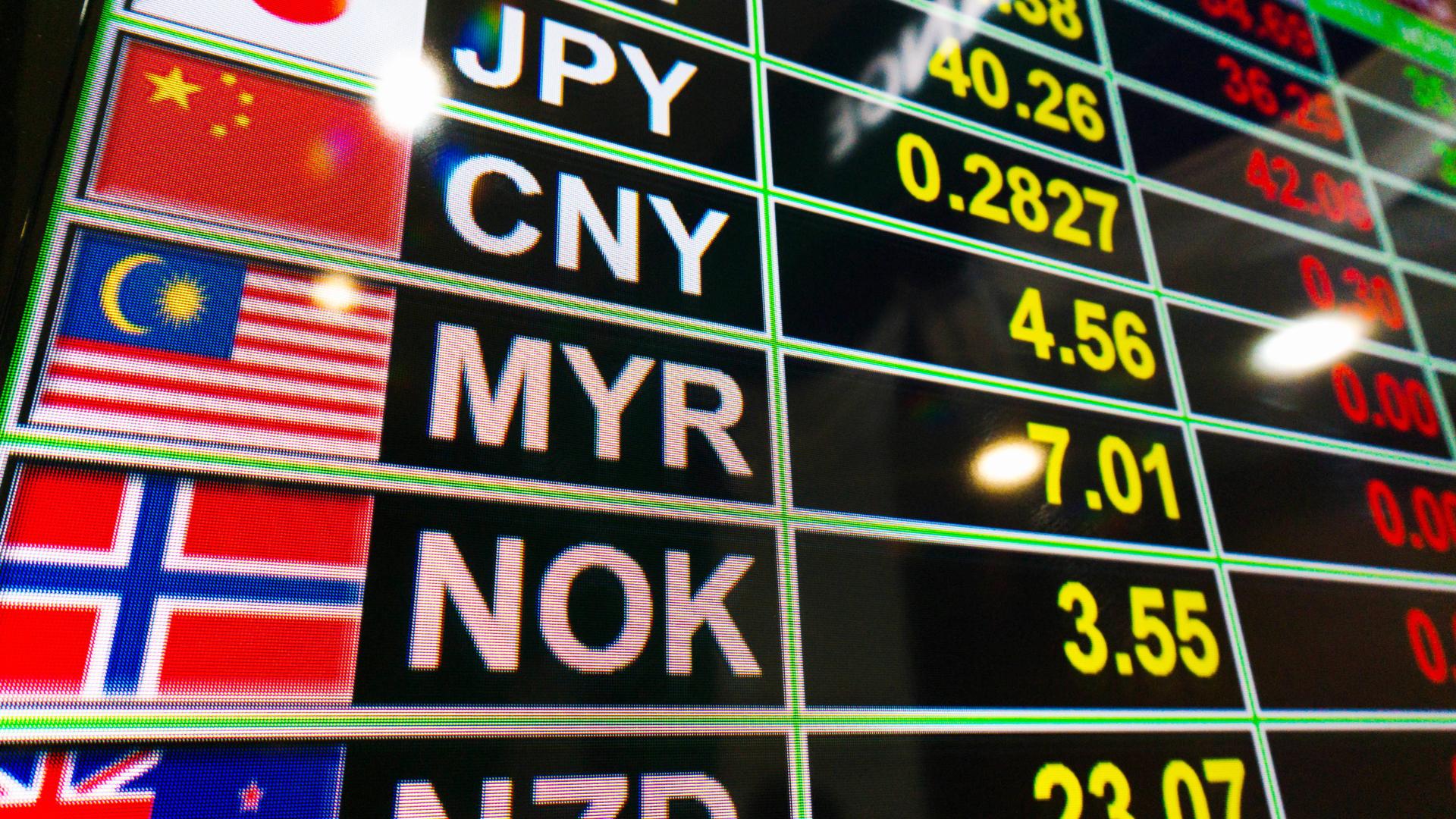 Blå bølge i USA gir sterke kronekurs i Norge