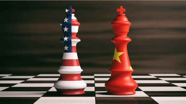 Handelskrig mello USA og Kina