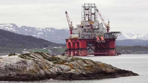 vekst i oljenæring